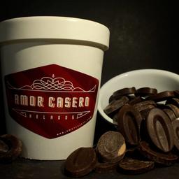 Helado  de Chocolate Medio Litro
