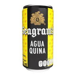 Agua Quina Seagrams