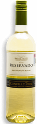 Vino Blanco Reservado Sauvignon Botella 750 mL