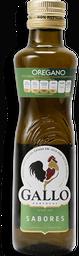Aceite de Oliva Gallo Con Aroma a Limón 250 mL