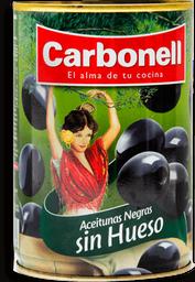 Aceituna Negra Deshuesada 340 g