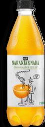 Refresco Naranja &Nada 600 mL