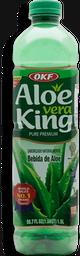 Bebida Okf Base de Áloe Vera 1.5 L