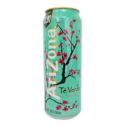 Té Helado Arizona Verde Miel 680 mL