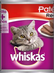 Alimento Para Gato Whiskas Carne Molida de Res 350 g