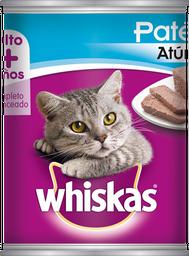 Alimento Para Gato Whiskas Sabor Atún 350 g