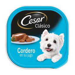 Alimento Para Perro Cesar Cordero Adulto Raza Pequeña 100 g
