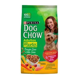 Alimento Para Perro Dog Chow Adulto Raza Pequeña 2 Kg