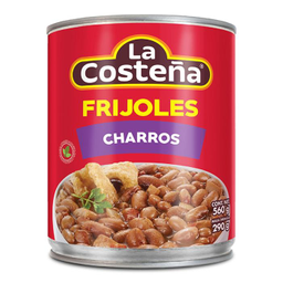 Frijoles La Costeña Charros 560 g