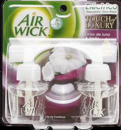 Aromatizante Air Wick Repuestos Touch Of Luxury 21 mL x 2 U