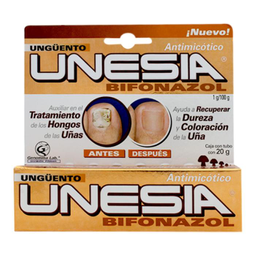 Unesia Antimicótico 20 g (1 g)