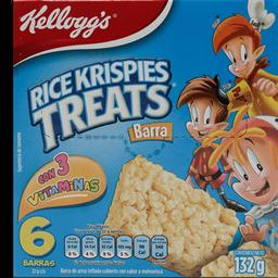 Barra de Cereal Rice Krispies Treats 22 g x 6