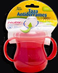 Taza Entrenadora Nuby Antiderrames Mayor A 6 Meses 250 mL