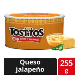 Dip Queso y Jalapeño Tostitos 255 g