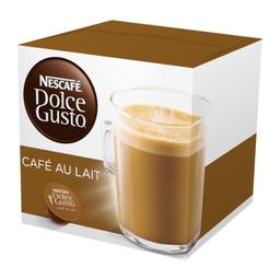 Cápsulas de Café Nescafé Dolce Gusto Au Lait 16 U