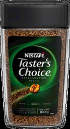 Café Nescafé Taster´s Choice Descafeinado Blend 100 g