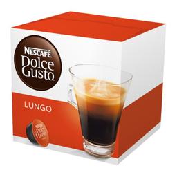 Cápsulas de Café Nescafé Dolce Gusto Lungo 16 U