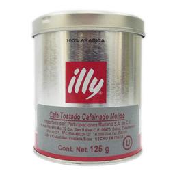 Café Molido Illy Regular 125 g