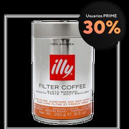 Café Molido Illy Espresso Americano 250 g