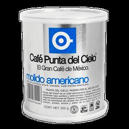 Café Punta del Cielo Molido Americano  300 g
