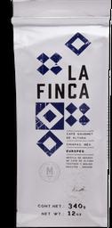 Café en Grano La Finca Gourmet Molido Europeo Tostado 340 g