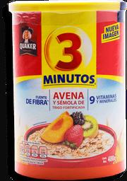 Cereal 3 Minutos