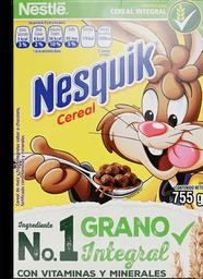 Cereal Nestlé Nesquik, 755 g