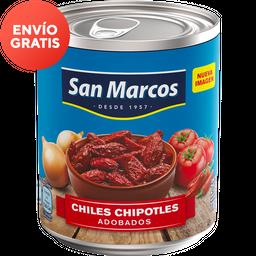 Chipotles San Marcos Adobados 215 g