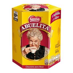 Chocolate en Barra Abuelita en Tablillas 540 g
