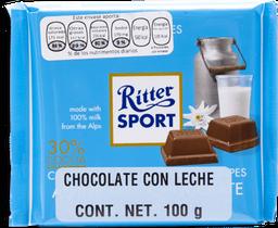 Chocolate Con Leche Ritter Sport 100 g