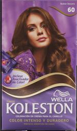Tinte Wella Koleston en Crema Rubio Oscuro