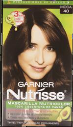 Tinte Garnier Nutrisse Capilar Moca 40 1 U