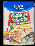 Pechuga Great Value