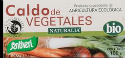 Caldo de Vegetales Santiveri Bio 10 U