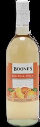 Cooler Boone's Sun Peak Peach Botella 750 mL