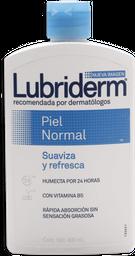 Crema Corporal Lubriderm Piel Normal 400 mL