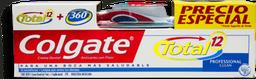 Cepillo Dental Colgate 360 Con Pasta Dental Total 12 Caja 2 U