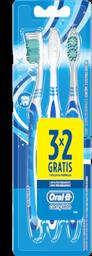 Cepillo Dental Oral-B Limpieza Profunda 3 U