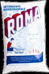 Detergente En Polvo Roma Multiusos Biodegradable 1 Kg