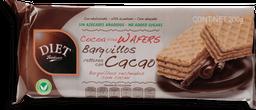 Barquillos Rellenos de Cacao Diet Radisson Sin Azúcar 200 g