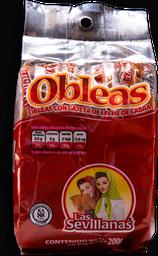 Obleas Las Sevillanas Mini 20 U