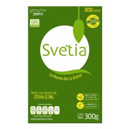 Endulzante Con Stevia Sin Calorías Svetia 300 g