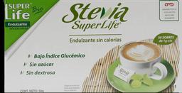 Endulzante Stevia Super Life 50 g