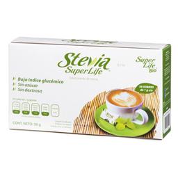 Stevia Super Life Super Life Endulzante Stevia