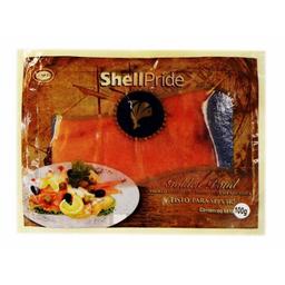 Pescado Shell Pride Salmotrucha Ahumada 100 g