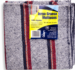 Jerga Multiusos Gruesa 48 X 90 Cm 1