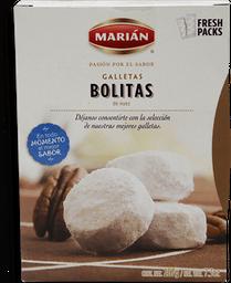 Galleta Marián Bolitas de Nuez 207 g