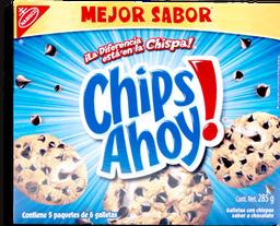 Galletas Chips Ahoy! 285 g