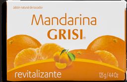 Jabón de Tocador Grisi Mandarina Revitalizante 125 g