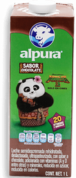 Leche Saborizada Alpura Chocolate 1 L